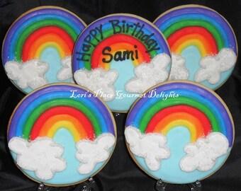 Rainbow Cookies - 12 - Cookies
