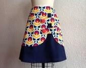 Hannah double layer skirt Sz 6