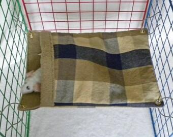 RAT SAC Sleeping Bag sm - Plaid