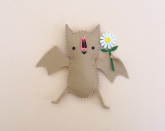 Flower Bat