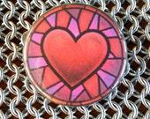 Dragon Age Romance Icon Button