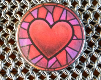 Dragon Age Romance Icon Button