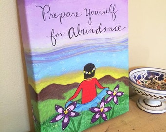 Canvas Print : Abundance