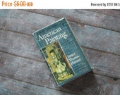 ON SALE Miniature History of American Painting
