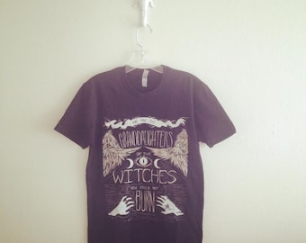 We Are the Granddaughters Tee
