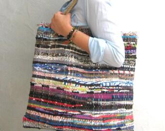 Beach Boho Bag. Large Tote Bag. Boho Chic Style Kilim Bag. Beach Boho Bag. Hippie Summer Bag. Book Bag. Shopping Bag. Womens Gift.