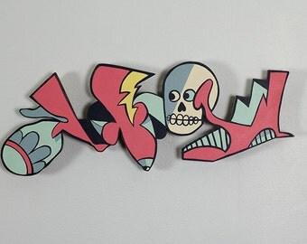 A Shady Skull