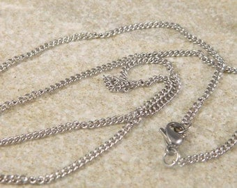 Stainless Steel Curb Chain