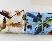Set of 2  Boppy Pillow Covers  Trains and Construction Trucks 2 For 10 Nursing Pillow Cover   Nesting Pillow Cover  Nurture Pillow Covers
