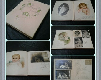 Baby Book 1904 to 1923