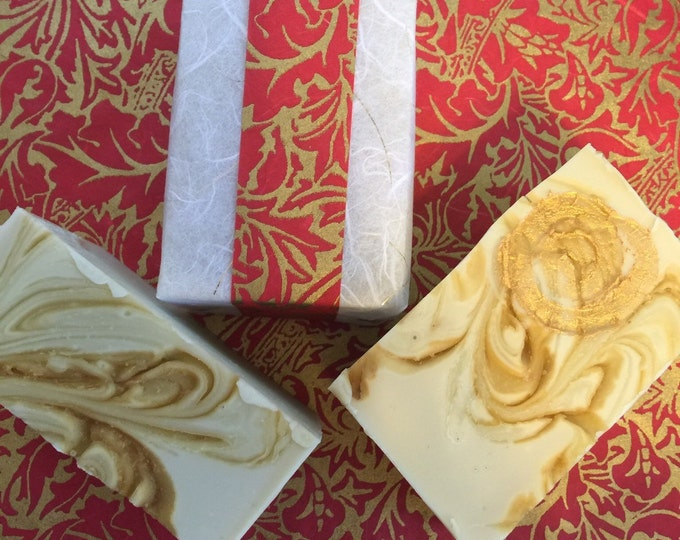Super Fine Patchouli Aromatic Soap