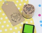 Personalised Maker Stamp