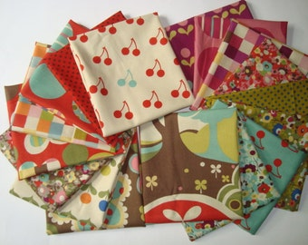 Avant Garden by Momo for Moda Fat Quarter set