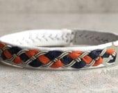 Sami Lapland bracelet, model BRONCO - Brånkko