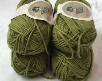 Destash Picoboo yarn from Frog Tree color 1046