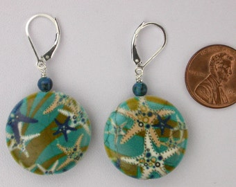 Sea Side Summer Earrings