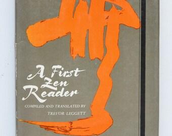A first Zen reader by Trevor Leggett
