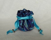 Traveling Jewelry Pouch - Mini Size - Jewelry Bag - Jewelry Tote - ROYAL MONTAGE