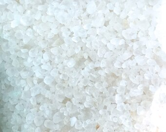 3 LB. Coarse Sea Salt, Bath Grade