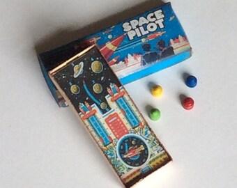1/12 Scale Miniature Space Pilot Game