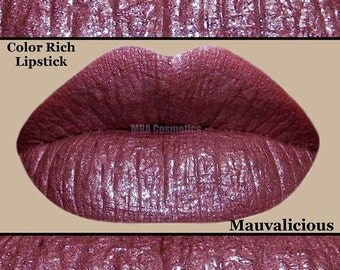Mauvalicious - Color Rich Lipstick