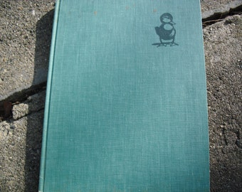 Vintage Book Make Way For Ducklings by Robert McCloskey