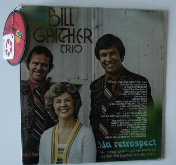 Bill Gaither  3-Ring Binder