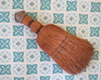 Vintage Sweet Small Whisk Broom