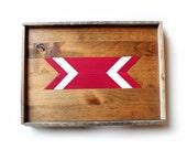 Reclaimed wood tray; serving tray, decorative tray, wood tray, vanity tray, wooden tray, jewelry tray, ottoman tray, barn wood, hostess gift