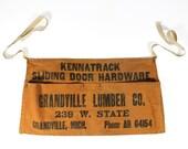 Vintage Hardware Store Apron - Grandville Lumber Co.
