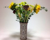 """Flower vase (9.5"""")"""