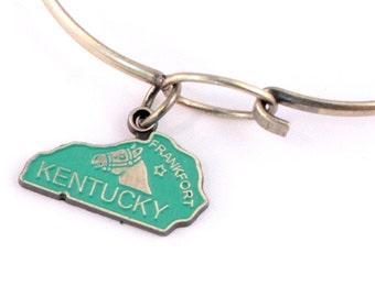 Kentucky State Love Bracelet or Necklace