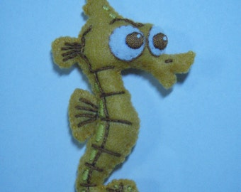 Janlynn Felted SHELDON  ornament from the NEMO Collection
