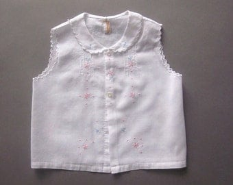 Vintage Baby Summer Shirt Embroidered Philippines