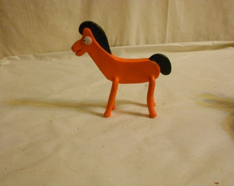 Pokie Horse Bendable Gumby Toy
