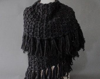 Crochet PATTERN Woodland Neck Warmer Crochet Pattern