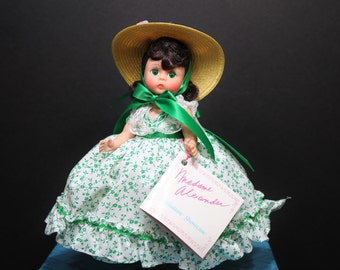 426, Collectible Madame Alexander Dolls, Scarlett, Madame Alexander Doll Vintage