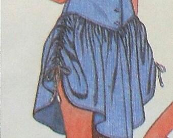 Skirt Sewing Pattern UNCUT Simplicity 8503 Sizes 16-20