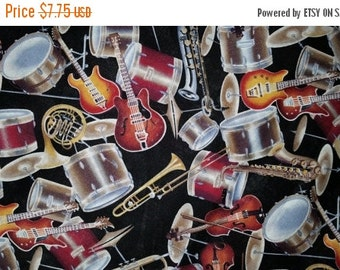 Music Fabric--Band--Hard Find