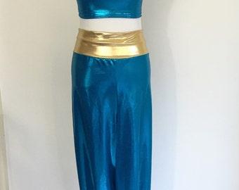 Arabian princess costume pants