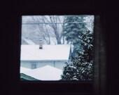 Winter Window -  fine art print