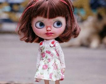 Neo Blythe Overall Dress SET