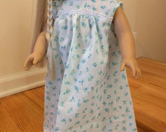 18 inch doll nightie
