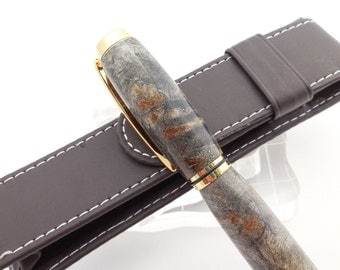 Wood Pen, Buck Eye Burl Wood Pen