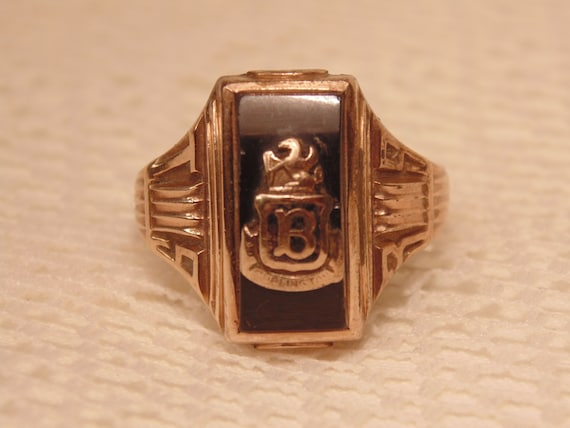 RESERVED Vintage Class Ring Antique Ring Womens Ring Vintage