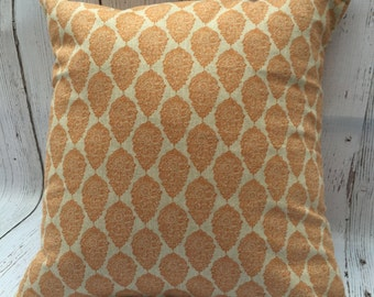 Pillow Cover, 18 x 18 Decorative Pillow, Throw Pillow, Toss Pillow, Accent Pillow
