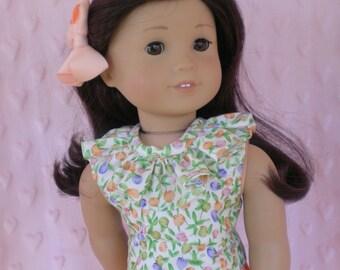Capri set for 18 inch dolls like American Girl