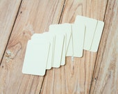 50pc IVORY Eco Series Business Card Blanks