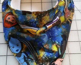 Bandana style Fifth Element bib