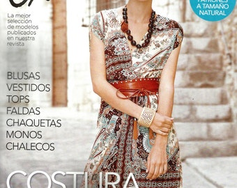 PATRONES magazine 51 EXTRA - easy sewing.-